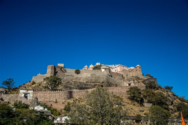 A Day Trip to Kumbahalgarh - A Hidden Fort