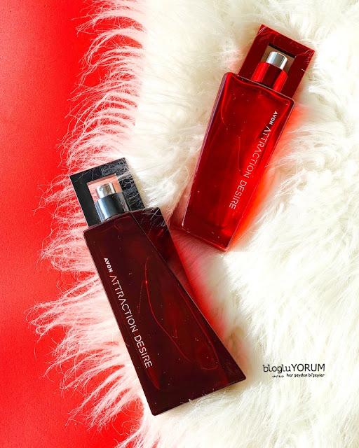 avon attraction desire kadın parfüm attraction desire erkek parfüm
