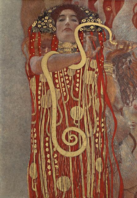 ヒュギエイア クリムト、官能と黄金の画家とは?クリムトの見ておきたい絵画14選【a】