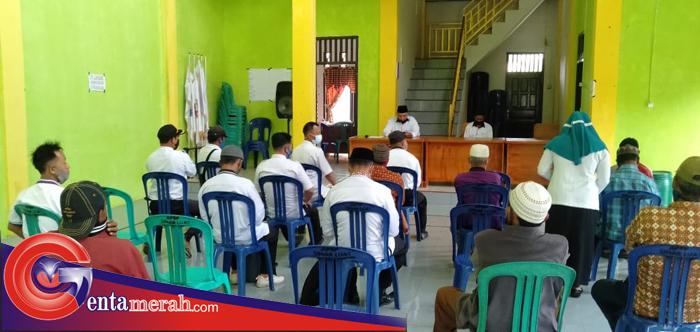 Warga Pekon Sinarluwas Diperbolehkan Sholat Ied di Masjid