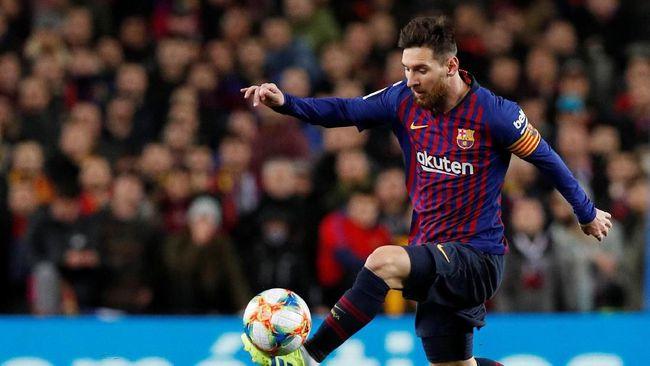 Leo Messi Menegaskan Barcelona Tidak Bakal Buang Copa Del Rey 2019
