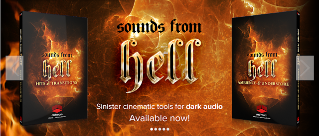Sounds from Hell Red Room Audio Vst