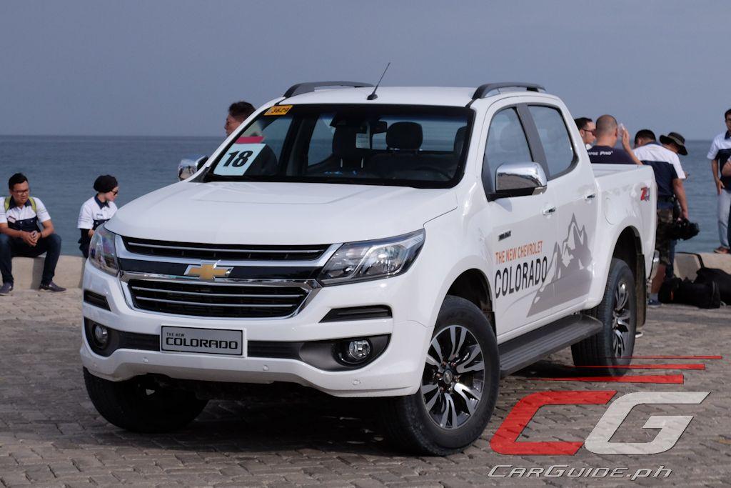 First Drive 2017 Chevrolet Trailblazer And Chevrolet Colorado
