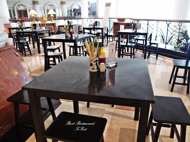 Merdeka 2016 Hawker Street Food Marriot Putrajaya Selangor Hawker Table Chair