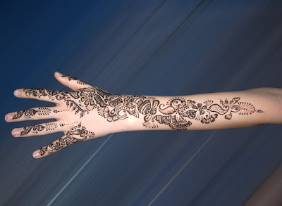 Mehndi Designs for Eid Eid Special Mehndi Designs 2014
