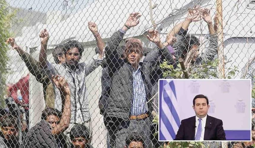 Τρελός χορός εκατομμυρίων ευρώ με τους μετανάστες!