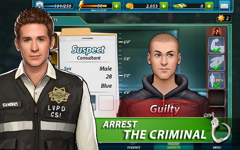Download Criminal Case Mod Apk-Get Unlimited[Cheat Mods/Hints/Money/Energy]