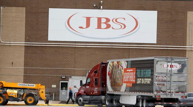 JBS, il più grande fornitore di carne al mondo paga un riscatto di 11 milioni di dollari agli hacker
