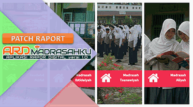 Cara Sukses Memasang PATCH Aplikasi ARD Madrasah Offline