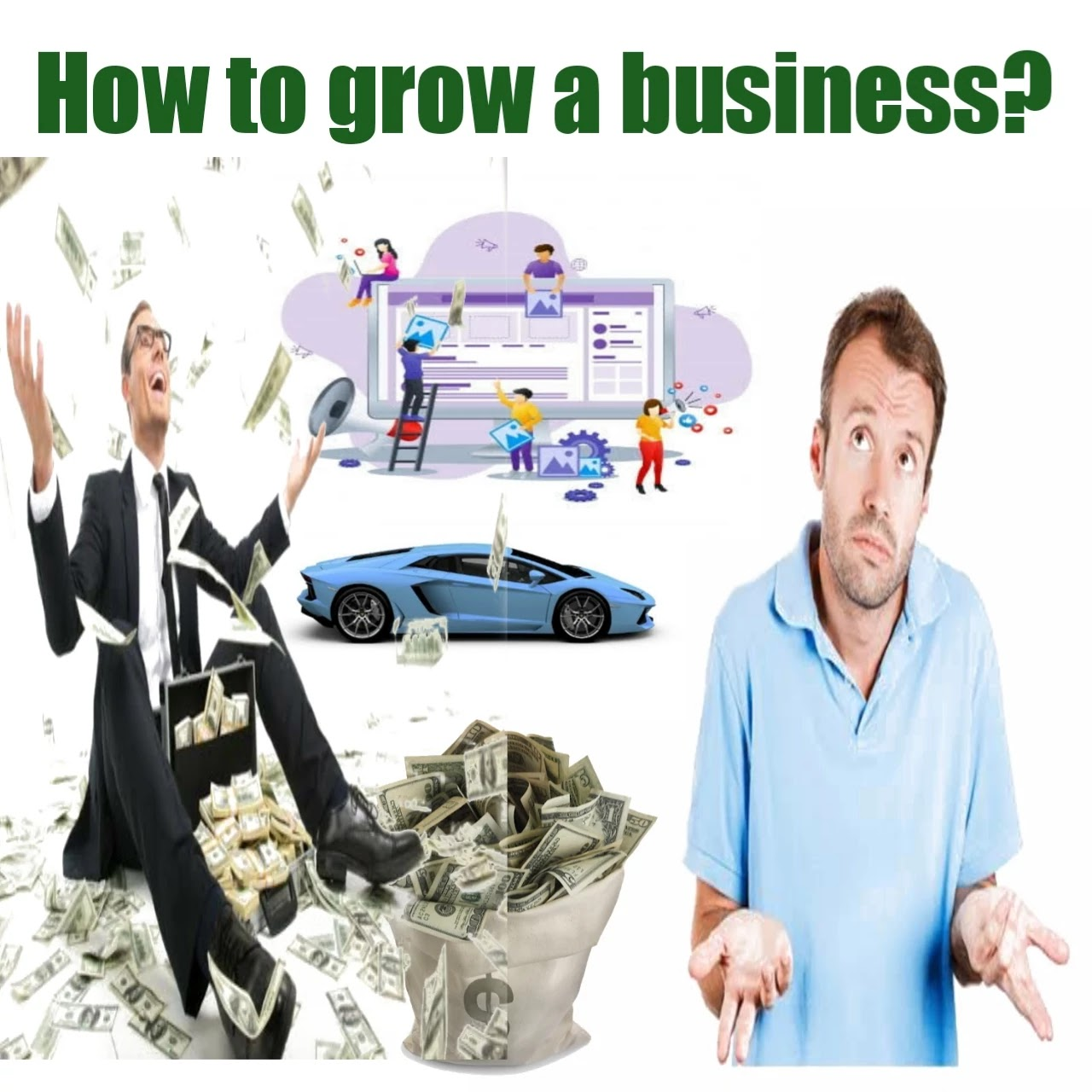 How to grow a business 2020-21