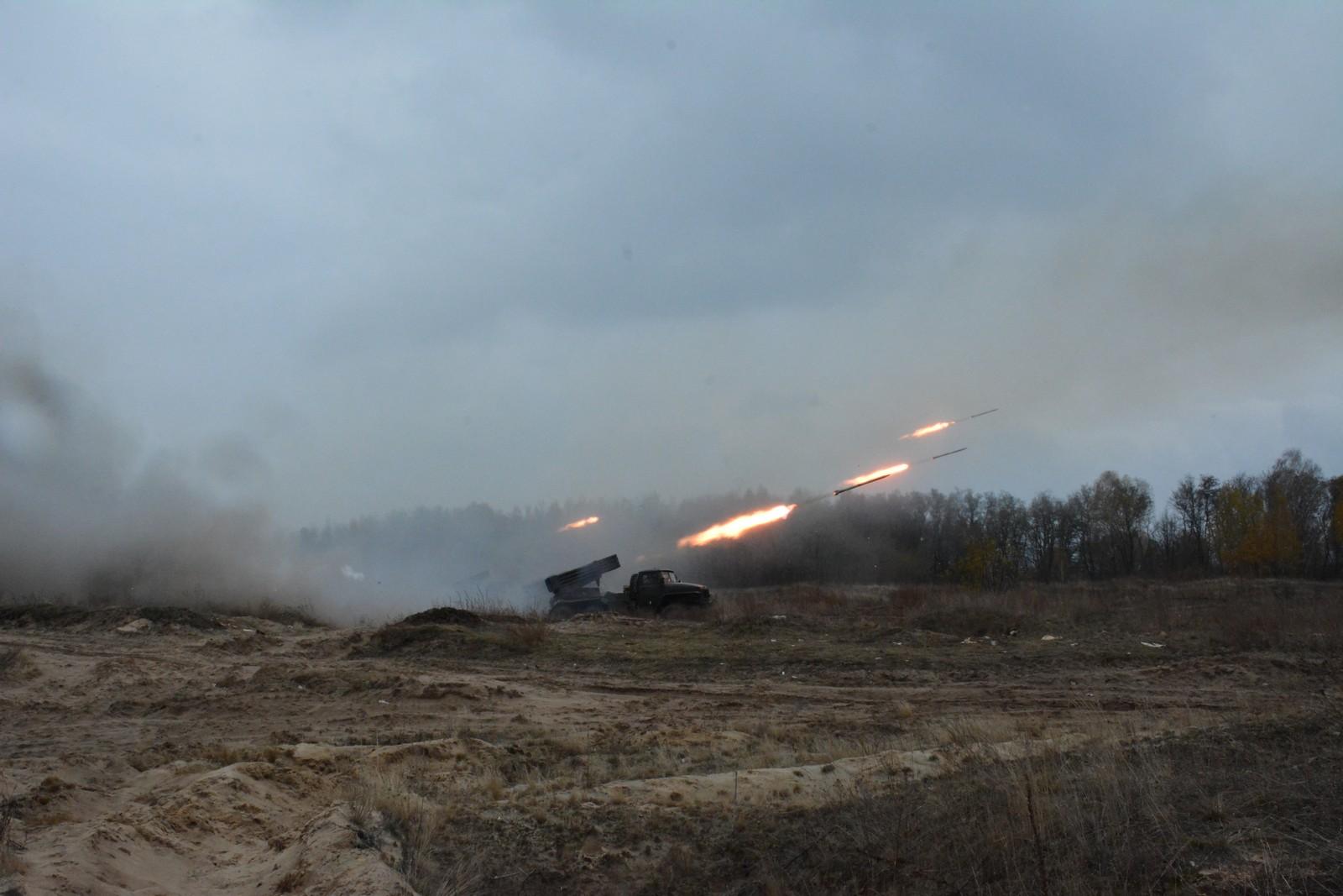 кращий артилерійський підрозділ