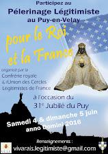 Pèlerinage au Puy