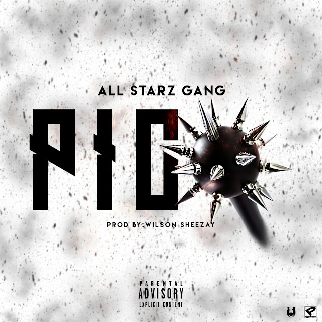 All Starz Gang lança o som Pico