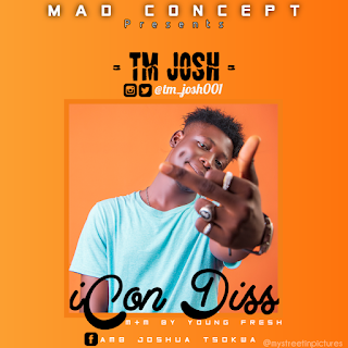 DOWNLOAD MUSIC MP3: Icon Diss- TM Josh (M&M By Young Fresh) | Jeremy Spell Blog