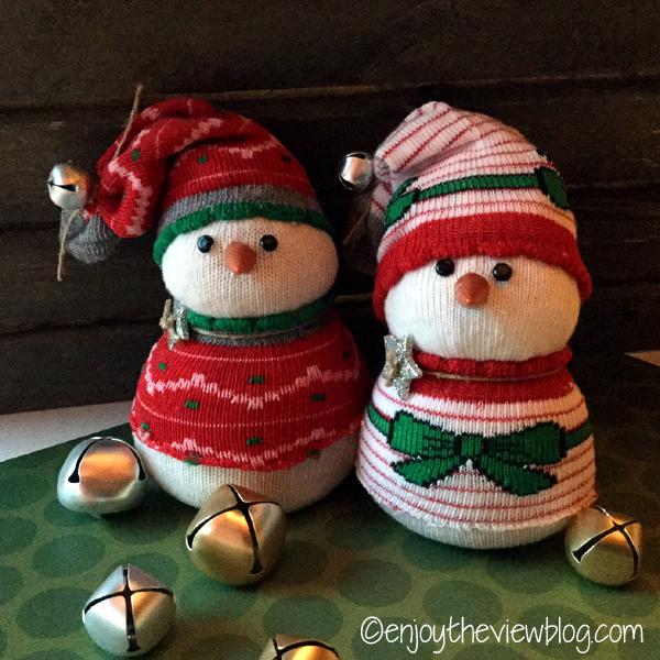 sock snowbabies