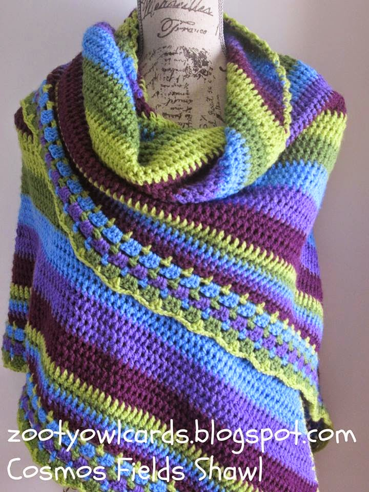 Get Knotted Yarn Craft My Top Twenty Favourite Shawls From Ravelry