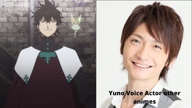 Black Clover Yuno Voice Actor other Animes | The Anime Podcast