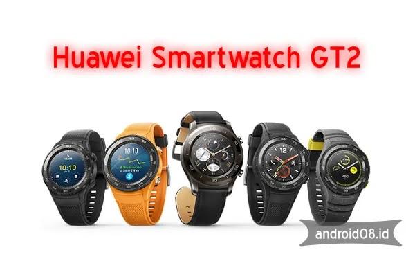 Huawei Smartwatch GT2 Tampil Berbeda dan Kekinian