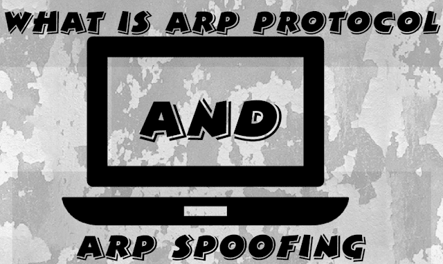 What is ARP Protocol And ARP Spoofing