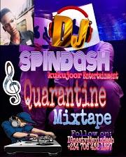 DJ SPINDASH _ Quarantine ( Mixtape )