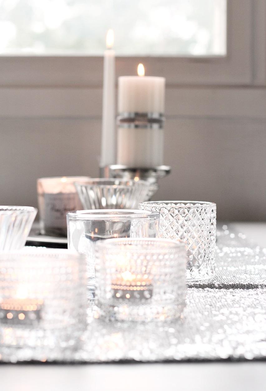 Iittala kastehelmi kynttilä candle tunnelmaa home koti