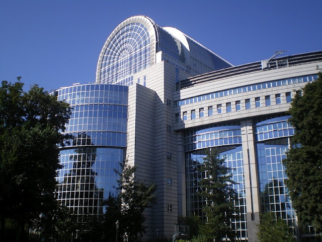 Distrito Europeu em Bruxelas
