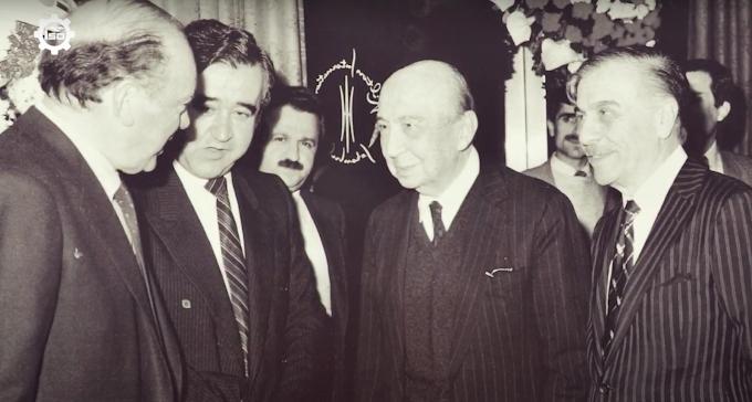 İSO 500 Türkiye'nin en büyük sanayi kuruluşları listesi Vehbi Koç'un önerisiyle nasıl doğdu?