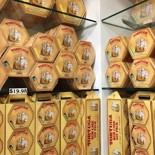 Tortuga Rum Cake & Factory in Nassau, Bahamas - curiousadventurer.blogspot.com