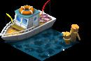 mun fishingboat PKDX 2 - Materiais para a Zona de Pesca no CityVille !