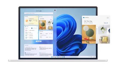 اولا نبداء بمميزات نظام التشغيل ويندوز 11