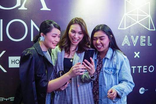 VIVO V11 AT THE MEGA FASHION WEEK