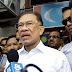 Anwar marah dengan ahli partinya paling tadah di Sabah