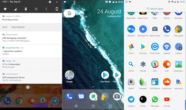 APK] Download Pixel launcher 2 0 Android Oreo 8 0 theme [No Root