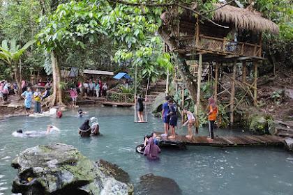 Yuk Berwisata Bersama Keluarga Ke Pemandian Buntut Ngengkang, Penasarankan