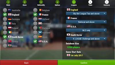 Football Manager Mobile 2018 APK Android  Apk + Data Terbaru v9.0.1 Gratis