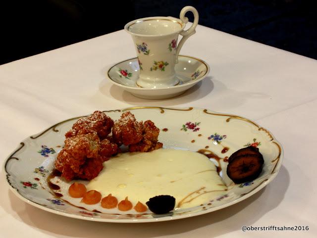 "Das Goethe Menü im Restaurant ""Alt Weimar"""