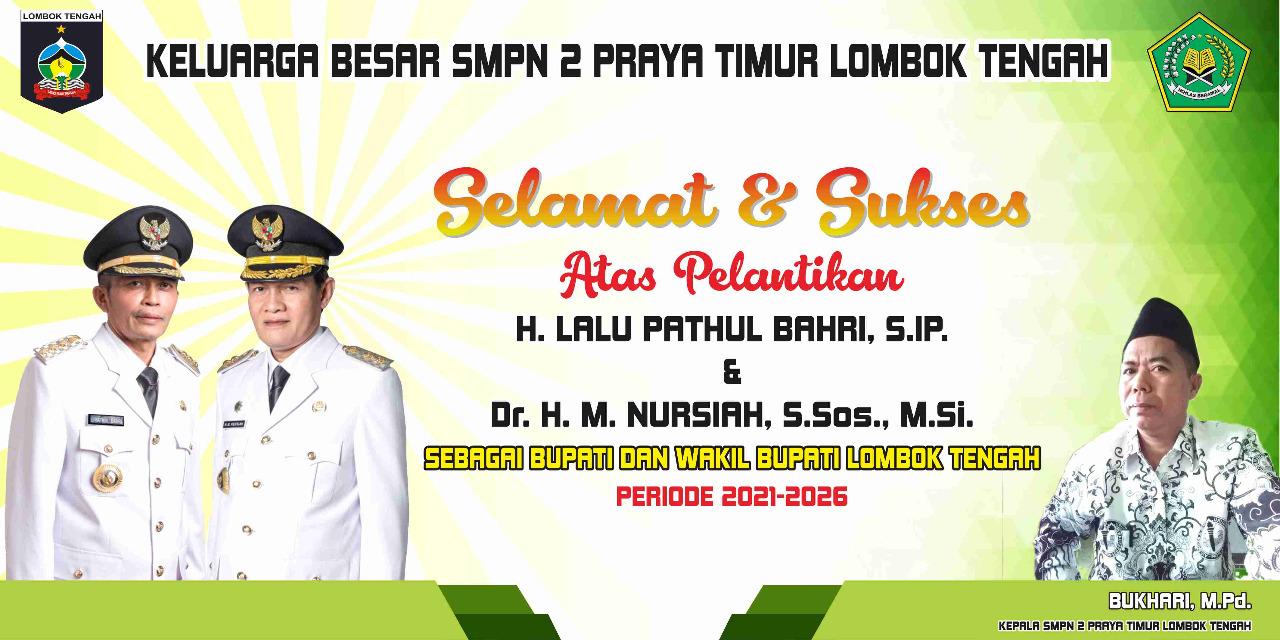 SMPN 2 PRAYA