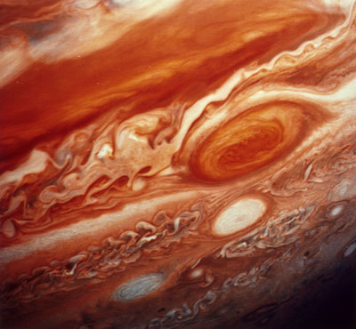 planet jupiter great red spot - photo #1