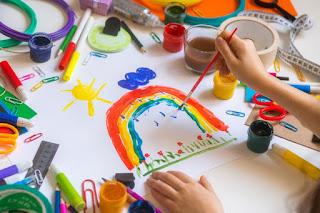 Plano de aula BNCC O arco-íris para Educação Infantil
