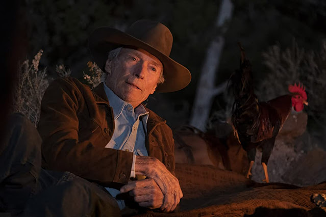 Clint Eastwood como Mike