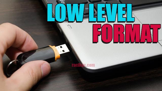 Lakukan Hal Ini Jika Tidak Ingin Data yang Sudah Kamu Hapus Dicuri Orang Lain Low Level Format