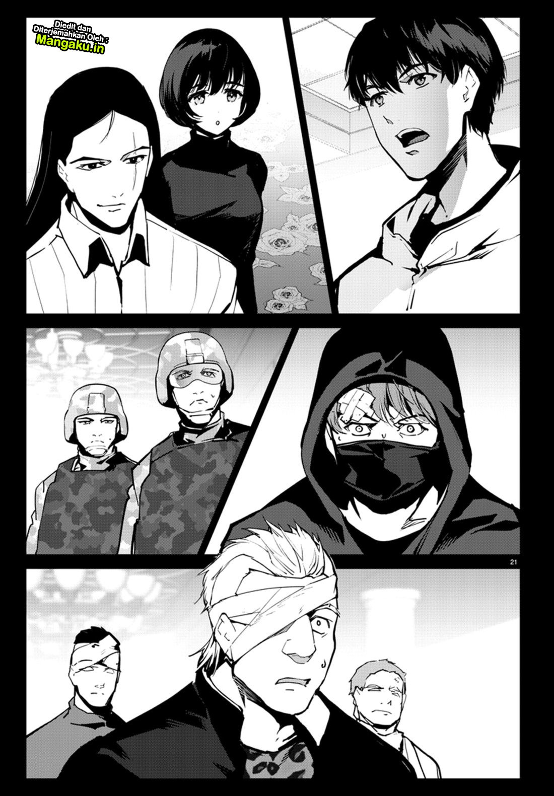 Darwin's Game Chapter 71-23