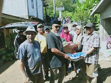 FORBA Aceh Ikut Salurkan Bantuan dan Bersihkan Lumpur Bencana Longsor Aceh Tengah