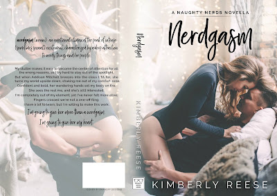 Nerdgasm: A Naughty Nerds Novella, Kimberly Reese