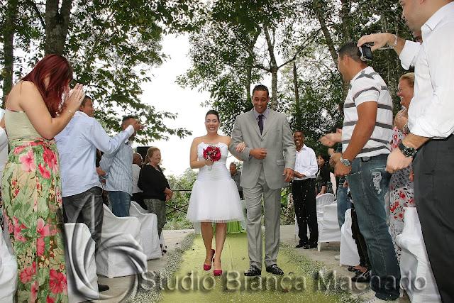 fotos emocionantes casamento