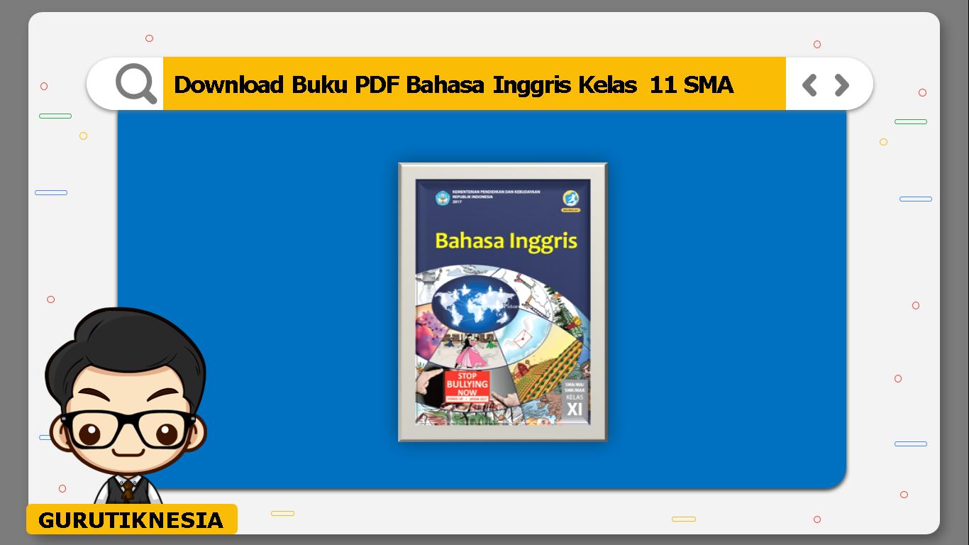 download buku pdf bahasa inggris kelas 11 sma/ma