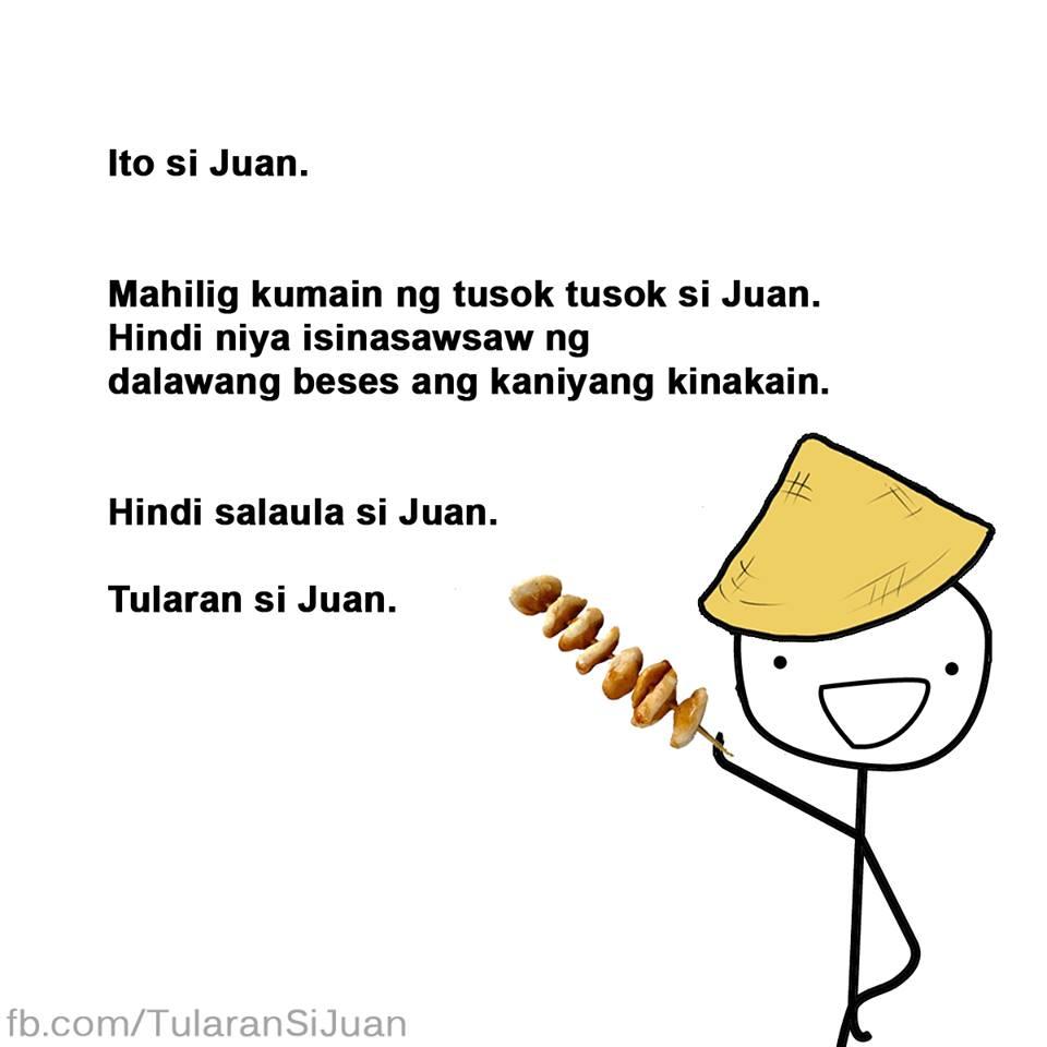 Tularan si Juan meme 7