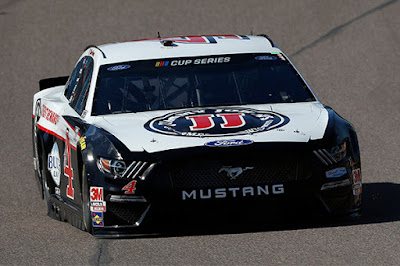 #NASCAR Star Kevin Harvick Finished P2 with Stewart-Haas Racing.