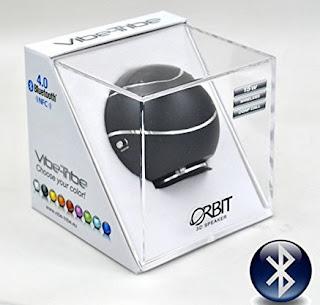 Potente Altoparlante Bluetooth con vibrazione Vibe-Tribe Orbit