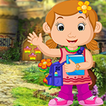 Games4King - G4K Reposeful Girl Escape Game